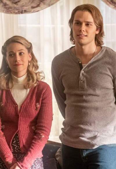 Kevin and Sophie - This Is Us Season 4 Episode 11