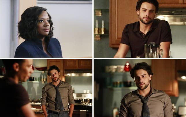Welcome back how to get away with murder