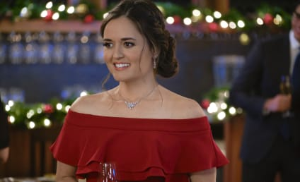 Danica McKellar Teases Christmas She Wrote, Shares Her Christmas Torture Methods