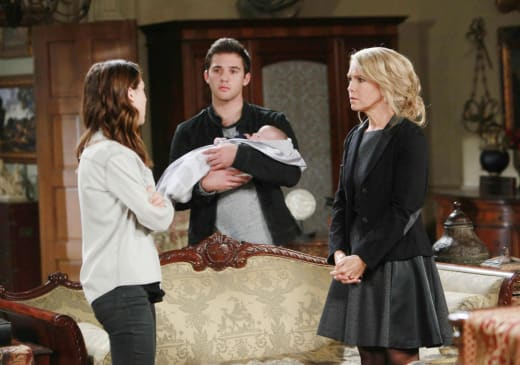 JJ Tries To Help Abigail - Days of Our Lives