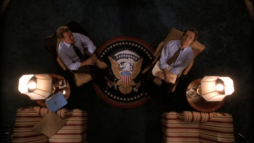 Beginning of a Bad Day - The West Wing