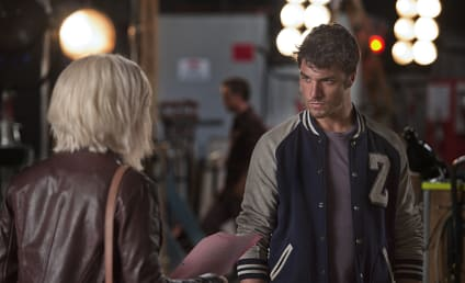 iZombie Photo Preview: Liv is a TV Fanatic, Too!