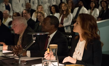 Judgy Judge - Grey's Anatomy Season 14 Episode 20
