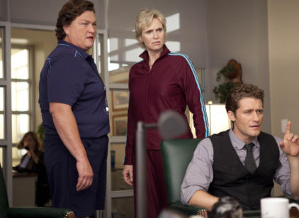 Watch Glee Season 2 Episode 1 Online