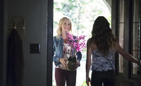 Trying to Make Nice - The Vampire Diaries Season 7 Episode 1