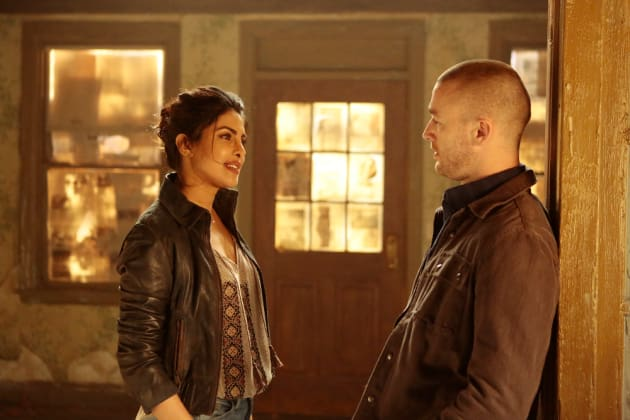 May the Best Agent Win - Quantico Season 2 Episode 9