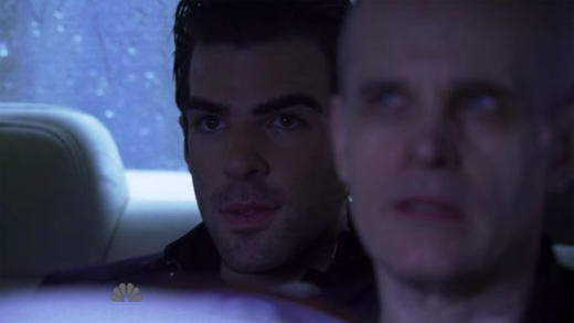 Sylar and Danko