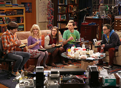Watch The Big Bang Theory Season 6 Episode 24 Online