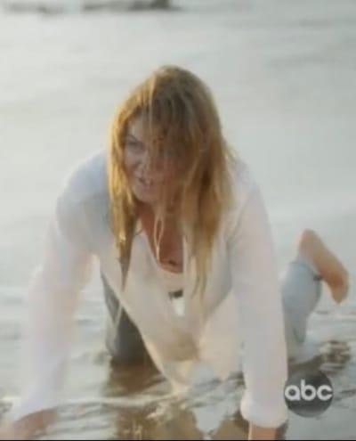 Falling in the Sand - Grey's Anatomy Season 17 Episode 3