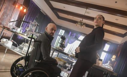 Supergirl Photos: Lex Luthor Returns to National City!