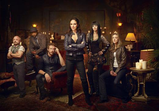 Lost Girl Cast Season 3