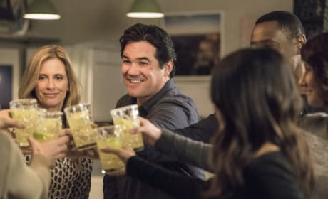 Toast - Supergirl Season 2 Episode 14