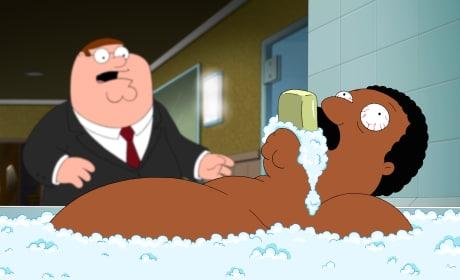 An Evil Bar of Soap - Family Guy