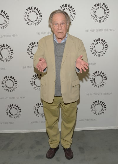 George Segal Attends Paley Event