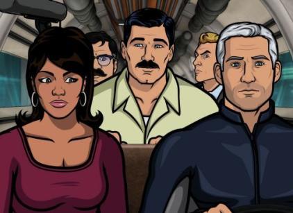 Watch Archer Season 4 Episode 13 Online