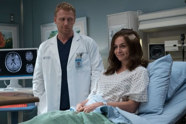 In Sickness and in Health - Grey's Anatomy Season 14 Episode 4