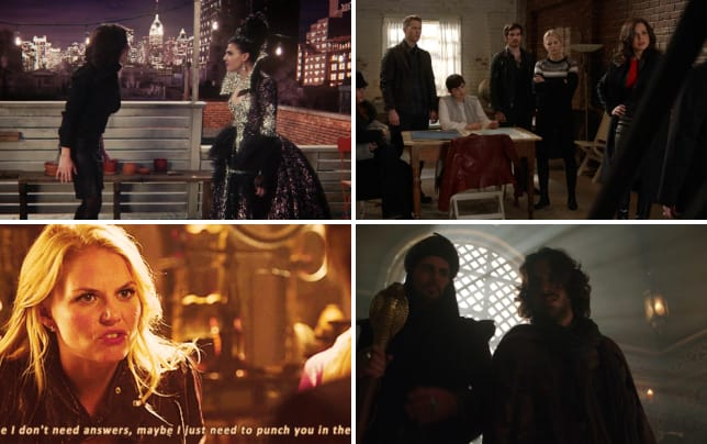 Crashing the party once upon a time season 5 episode 12