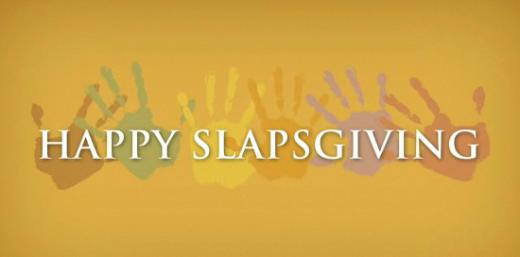 Slapsgiving