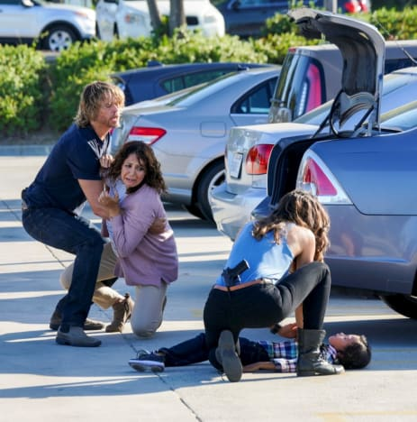 Lifesaving Technique - NCIS: Los Angeles Season 10 Episode 2