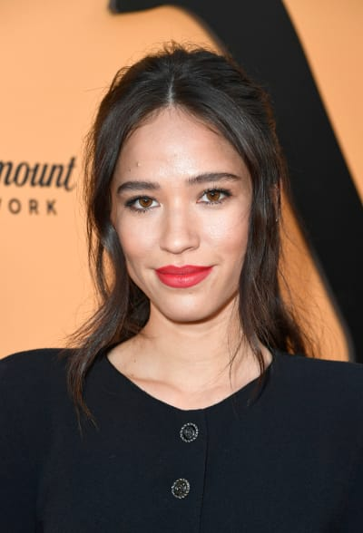 Kelsey Asbille at Yellowstone Premiere