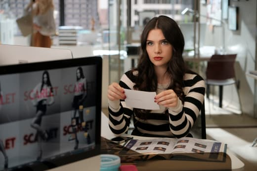 Jane Back at Scarlet - The Bold Type Season 2 Episode 7