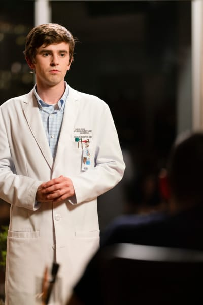 Taking a Stand - The Good Doctor Season 2 Episode 16