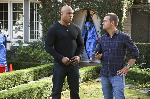 NCIS: Los Angeles (September 21)