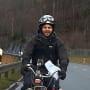 Justin Rides and Motorized Bike