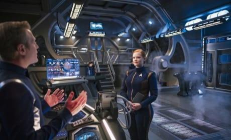 Engineers at Work - Star Trek: Discovery Season 2 Episode 1