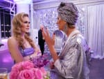 Leah's Party - The Real Housewives of New York City
