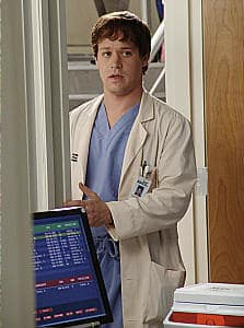 T. R. Knight as Intern George O'Malley
