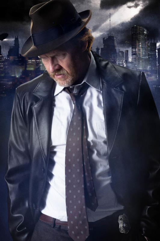 Donal Logue as Harvey Bullock