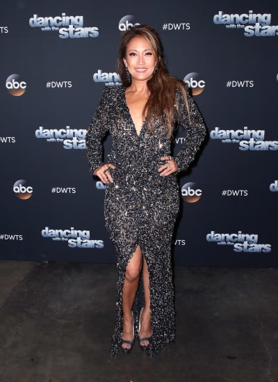 Carrie Ann Inaba Promotes DWTS