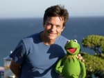 Kermit Meets Jason Bateman - The Muppets