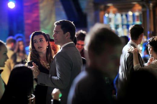 Tony and Ziva Dance
