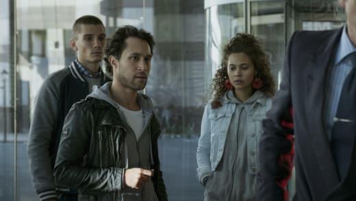 Alex on a Misson - Deutschland86 Season 2 Episode 3
