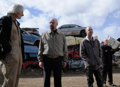 Watch Breaking Bad Season 5 Episode 1 Online