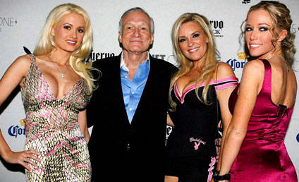 Hugh Hefner Hints at Multiple Girls Next Door Spinoffs