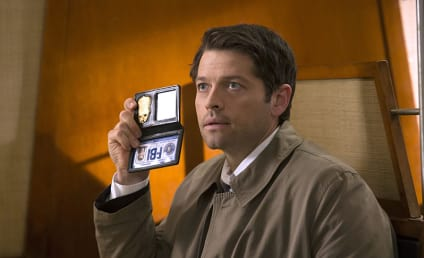 Supernatural Season 10 Episode 18 Review: Book of the Damned