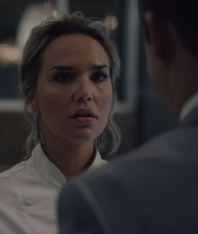 Sky is terrified - Grand Hotel Season 1 Episode 2