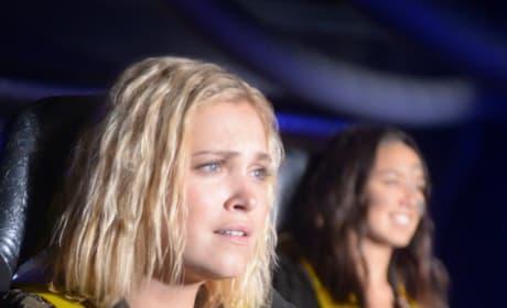 Clarke and Emori - The 100 Season 6 Episode 1