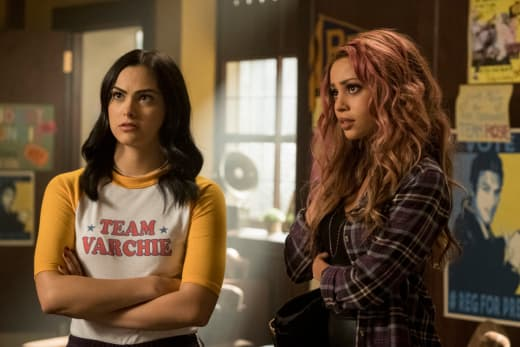 Team Varchie - Riverdale Season 2 Episode 17