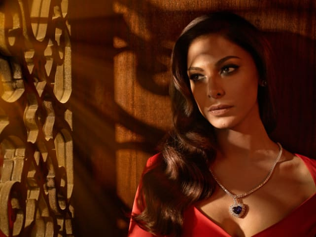Moran Atias as Leila