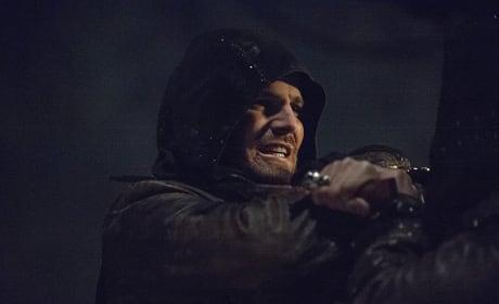 Enemy Afoot! - Arrow Season 3 Episode 23
