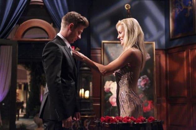 Receiving a Rose