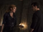 Clary Has a Plan - Shadowhunters
