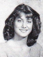 Kate Walsh: High School Yearbook Photo