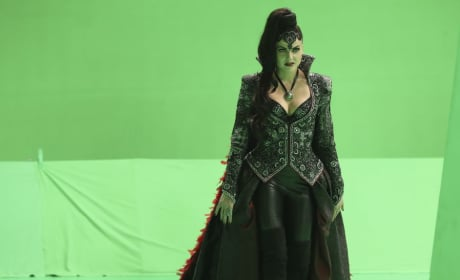 The Evil Queen - Once Upon a Time Season 6 Episode 10