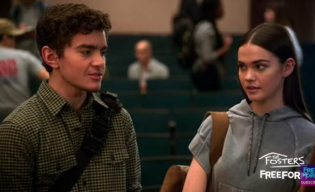 A Difference of Opinion - The Fosters Season 5 Episode 6