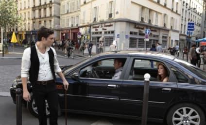 Gossip Girl Review: Chuck Bass Between Worlds